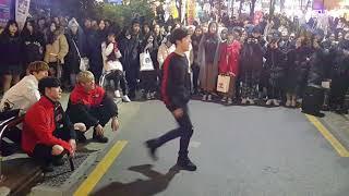Download Lagu [MAXXAM]EXID☆덜덜덜(DDD)☆COVER 홍대버스킹 20171208금 [HONGDAE KPOP STREET DANCE] Mp3