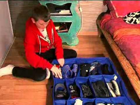 Housse range chaussures
