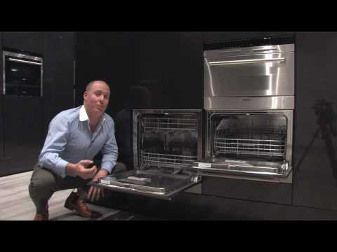 Siemens Compact 60cm In-Wall Dishwasher review from E&S Trading
