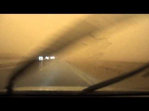 أمطار بين الرياض وحريملاء 26/5/1432هـ