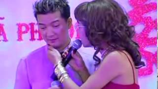 Video 'Cười rung rốn' xem Mr. Đàm hát đám cưới gặp chị bê đê