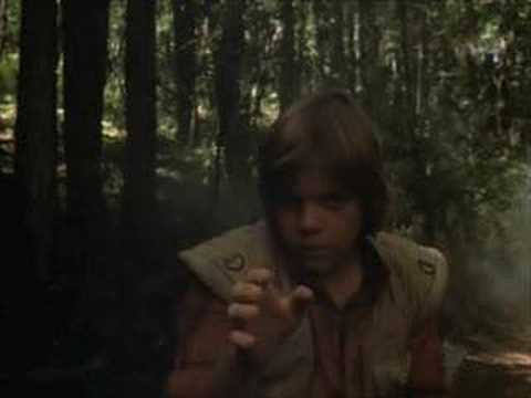 "Clip From ""The Ewok Adventure"" (1984)"