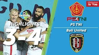 Video PS TNI vs Bali United: 3-4 All Goals & Highlights MP3, 3GP, MP4, WEBM, AVI, FLV Mei 2018