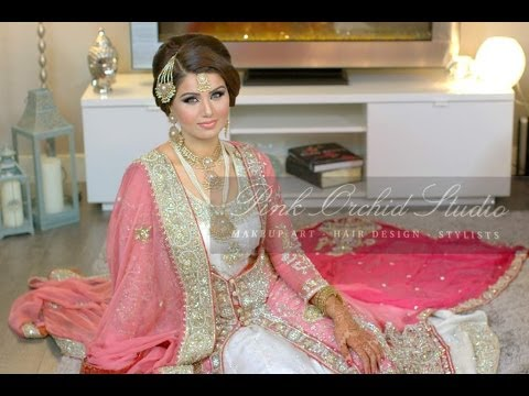 Video Indian/Bollywood/South Asian Bridal Makeup - Start to Finish - by Pink Orchid Studio download in MP3, 3GP, MP4, WEBM, AVI, FLV January 2017
