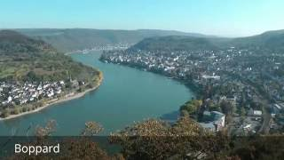 Boppard Germany  City pictures : Places to see in ( Boppard - Germany )