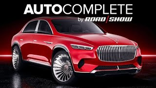 AutoComplete: Mercedes' Maybach SUV will come from Alabama by Roadshow