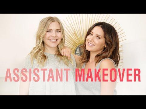Assistant Makeover|AshleyTisdale