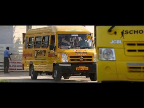 Edify School, Tirupati (видео)