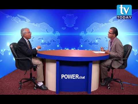 (Dr. Mahendra Nath Lohani in POWERchat with Laxman D. Pant - Duration: 28 minutes.)