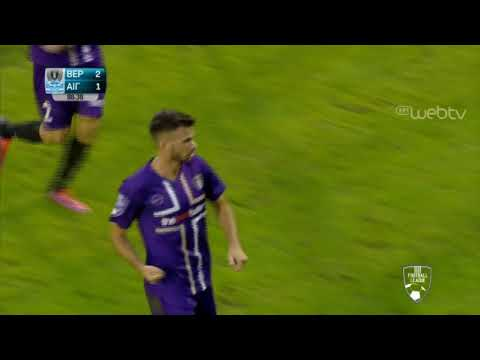 Football League: ΒΕΡΟΙΑ-ΑΙΓΑΛΕΩ | ΓΚΟΛ 3-1 | 3/11/2019 | ΕΡΤ