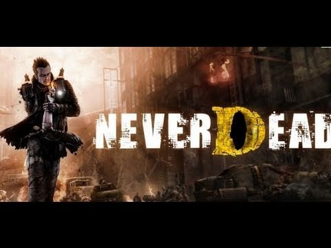 preview-Never Dead: E3 2011 Trailer (IGN)