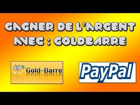 Gagner 1 euro sur paypal