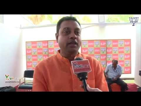 Thanks to the people for choosing Good Governance in Haryana & Maharashtra: Shri Sambit Patra