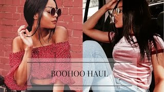 £15 AND UNDER BOOHOO SPRING TRY ON HAUL | APRIL 2017 - SARAH WORE WHAT