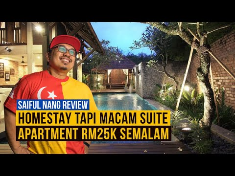 Limastiga Homestay Tercantik di Melaka dengan private pool
