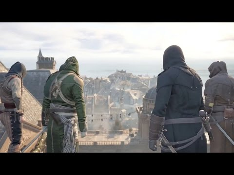 assassins - Creative Director Alex Amancio presents you the technological leap which will allow you to live a unique experience in Assassin's Creed Unity. Follow Assassin's Creed Unity at GameSpot.com!...