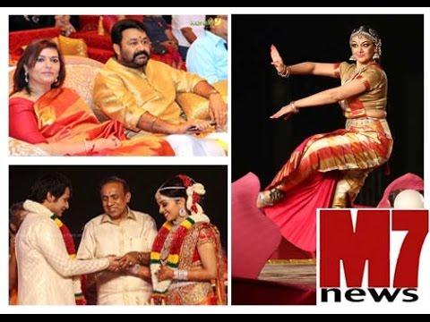 Ravi Pillai's Daughter Wedding Higlights