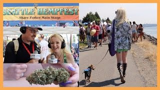 Seattle's 25th Hempfest | HIGHlights | CoralReefer by Coral Reefer