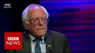 Download Video Bernie Sanders: 'The momentum is with us' - BBC News MP3 3GP MP4