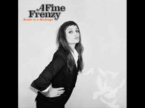 Tekst piosenki A Fine Frenzy - Bird Of The Summer po polsku