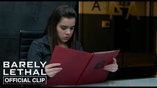 Barely Lethal   Get In The Game   Official Movie Clip Hd   A24
