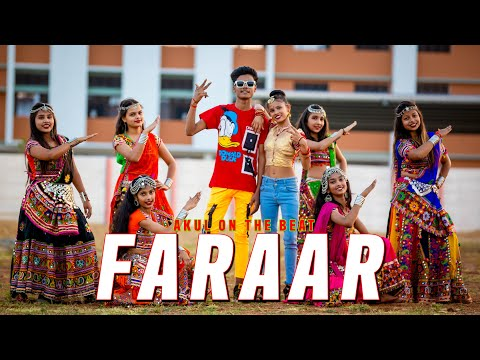 Faraar  Akull | Avneet Kaur | Mellow D | Dance Cover Love Story Video | SD KING CHOREOGRAPHY
