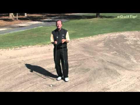 Edwin Watts Golf – WattsTips: Bunker Shot, Hard Sand with Top 100 Golf Pro, Lew Smither