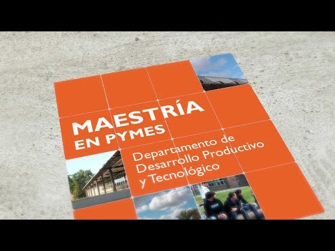 Maestría en Gestión de Micro, Pequeñas y Medianas Empresas