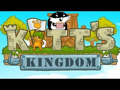 Котики vs Пёсики в Kitt's Kingdom с Сибирским Леммингом