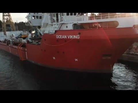 H SOS Méditerranée στην Μεσόγειο