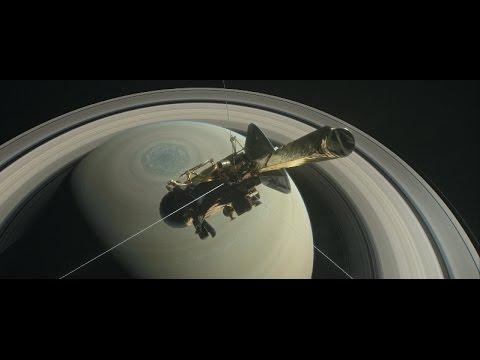 Cassini grand finale promotional