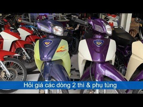 Hỏi giá các dòng xe 2 thì & pk Yaz, Rgv, Nova Dash | Mekong today - Thời lượng: 24:54.