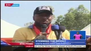 Why Ababu Namwamba Should Be Worried After Raila's Visit To Budalangi