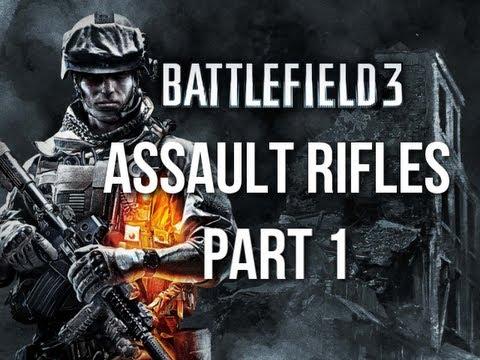 Battlefield 3 In Depth - Assault Rifles (AK74M & AEK-971)