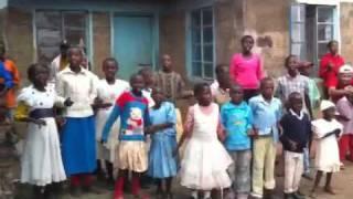 Mweiga Kenya  city photos : Mweiga orphanage welcomes IBM CSC Kenya Team 2