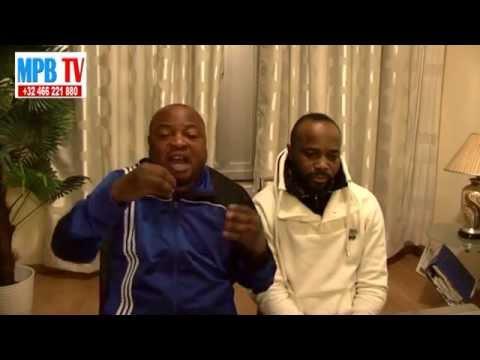 BOKETSHU - Commandant Esso et Boketshu wa yambo, invitent les Congolais de la diaspora à la sortie officielle de la plateforme