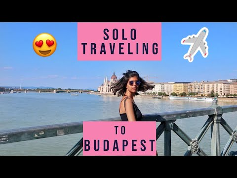 Download Indian Girl Backpacking in Europe: Budapest | Sejal Kumar HD Mp4 3GP Video and MP3