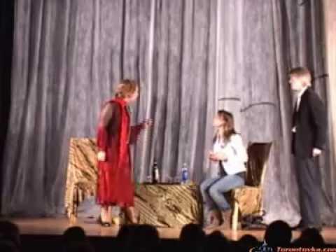 Театр Ольги Шведовой - Мужчина на 150 тысяч