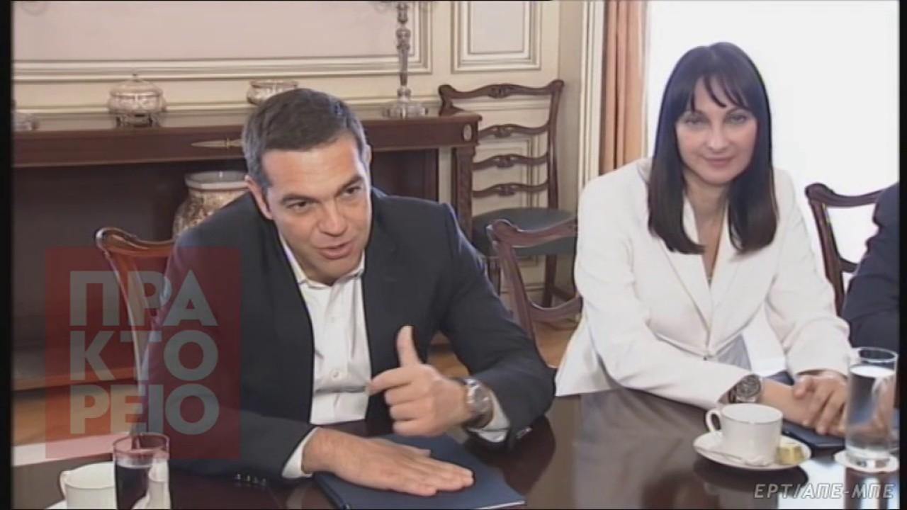 Αλ. Τσίπρας: Φέτος πάμε να σπάσουμε το φράγμα των 30 εκατ. επισκεπτών