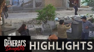 Video The intense confrontation of Rhian, Tiago, Marcial, Corazon and Amelia   The General's Daughter MP3, 3GP, MP4, WEBM, AVI, FLV Mei 2019