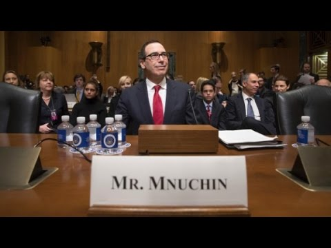 Sen. Brown on Mnuchin: