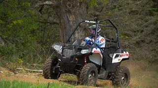 9. TEST RIDE: 2014 Polaris Sportsman ACE