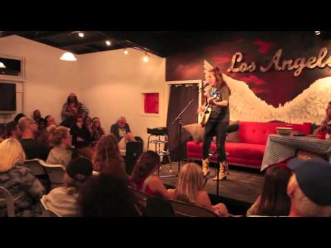 Courtney McClean LIVE at the Trailer Trash Talent Revue PART 2