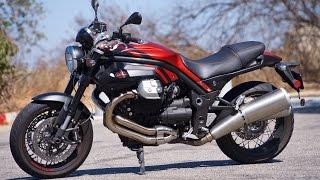 10. 2016 Moto Guzzi Griso 8V SE Sportbike, Cruiser Or Urban?