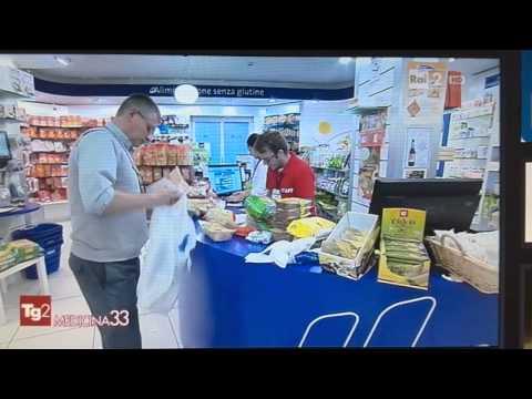 La Pasta Senza Glutine di Gragnano ripresa a TG2 Medicina 33