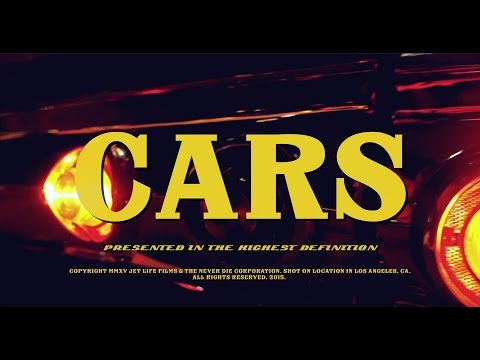 "Curren$y - ""Cars"" (Official Video - Exclusively In 4K 'Highest Definition')"