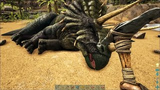 ARK Survival Evolved - Ragnarok TC #4: First Tame