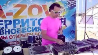 A-Zov Fest 2011 - M.PRAVDA DJ Set