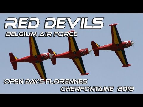 Red Devils Belgian Air Force  Open...