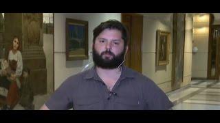 Gabriel Boric contra Ministro Campos por caso Sename